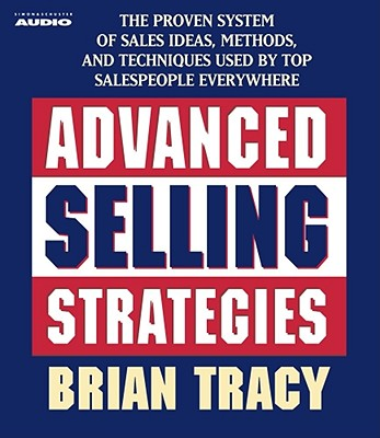 [CD] Advanced Selling Strategies By Tracy, Brian